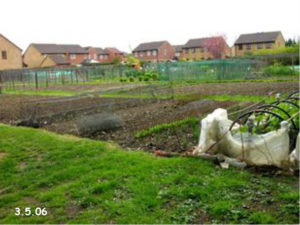 Church Road Allotment Site
