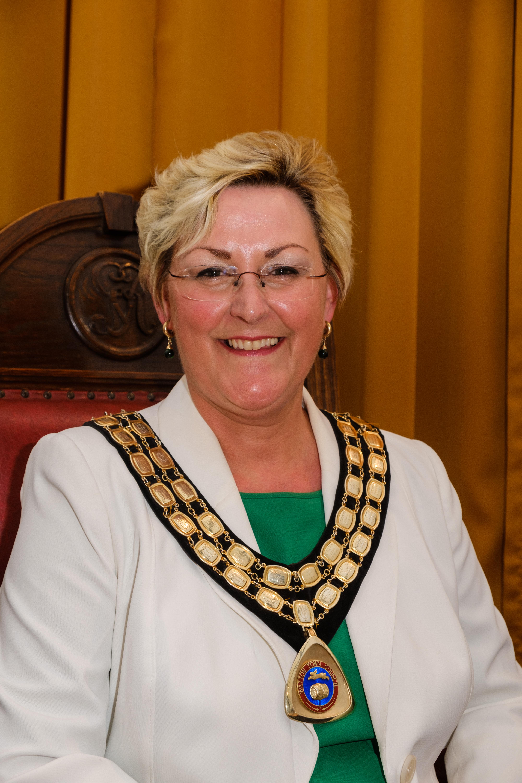 Cllr Tina Kiddell