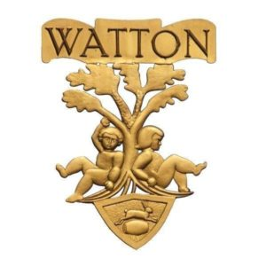 Watton Town Sign